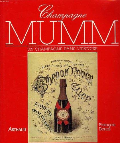 Champagne Mumm par François Bonal