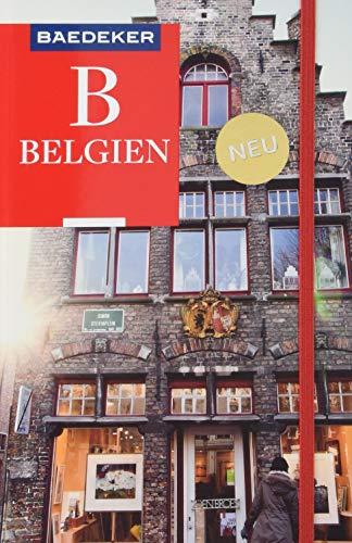 Baedeker Reiseführer Belgien: mit praktischer Karte EASY ZIP (Brügge Karte)