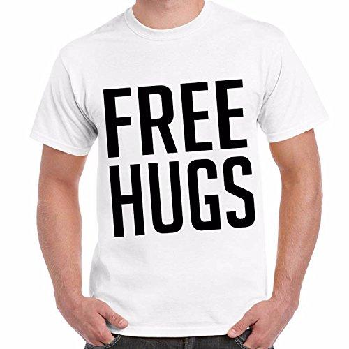 eac57550ed CHEMAGLIETTE! T-Shirt Divertente Maglietta Cotone Donna con Stampa ...