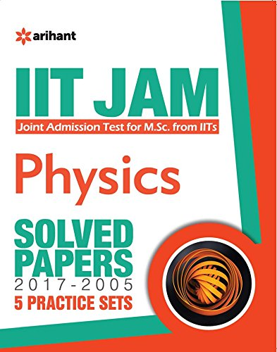 IIT JAM Physics Solved Papers and practice sets
