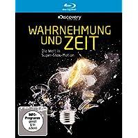 Wahrnehmung und Zeit - Die Welt in Super-Slow-Motion [Blu-ray]