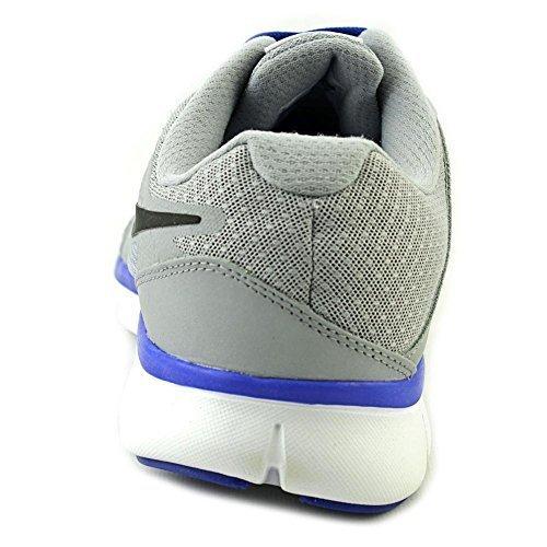 Flex Experience Rn4E Sport Entraîneur Chaussures Wolf Grey / Black / Hyper Cblt / White