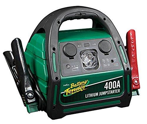 Preisvergleich Produktbild Starthilfe Notstart Jump Starter Battery Tender Ion Portable Power Pack 400 A 5 V – 2 A