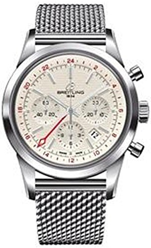 Breitling Transocean Chronograph GMT Limited Edition AB045112|G772|154A