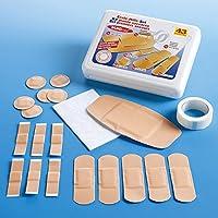 WUNDmed® 05-008 Erste Hilfe Set 43tlg.Box Pflaster Kompresse preisvergleich bei billige-tabletten.eu
