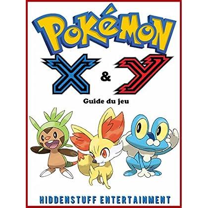 Pokémon X & Y : Guide du jeu