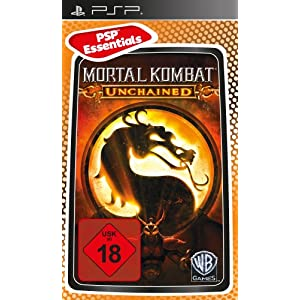 Mortal Kombat Unchained [Essentials] – [Sony PSP]