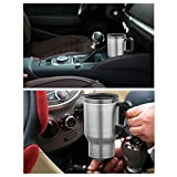 Best Coffe Pots - FLYCONN Car Heating Cup AUTO 12V 400ML Coffee Review