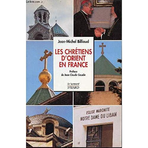 Les Chrétiens d'Orient en France