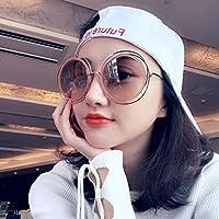 Sunyan Nouveau style antique ronde lunettes polarisantes hip-hop Boomer mâle rouge net le même type de lunettes lunettes de soleil,la boîte argentée