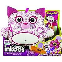 Inkoos - Pupazzo da colorare a forma di gatto