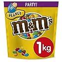 M&M's Peanut Party Sharing Bag, 1kg