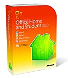 Microsoft Office Home and Student 2010 DVD ROM 3PC Deutsch