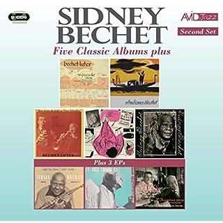 Five Classic Albums Plus (On Parade / Ambiance / Deux Heures Du Matin Au Vieux-Colombier / Rendez-Vous / Bechet Revient)