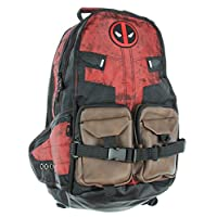 Marvel Deadpool Premium Laptop Backpack