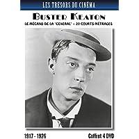Buster Keaton : Le Mécano de la General + 20 courts-métrages (1917-1926) - Coffret 4 DVD