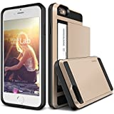 Best Verus Iphone 6 Case For Protections - iPhone 6S Plus Case, Verus [Damda Slide][Champagne Gold] Review