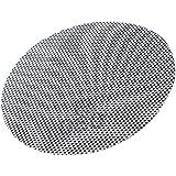 Norton Durable 'grillagé' Disques abrasifs 225mm pour mur et plafond ponçage. Par 25disques grain. Différentes tailles.