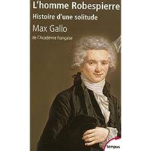 L'homme Robespierre