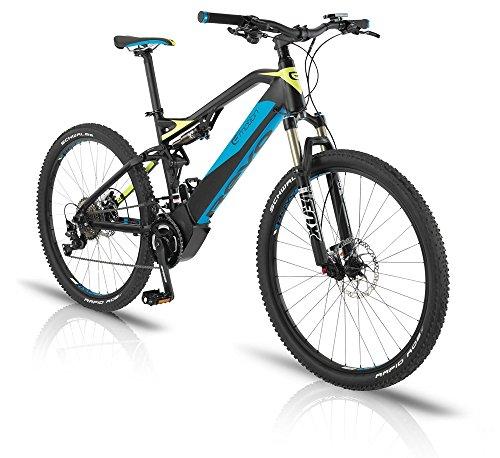 BH EMOTION er906–14NLA E-Bike Revo Jumper 650B 10SP electrónica XT Vehículo.