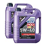 2x LIQUI MOLY 1307 Synthoil High Tech 5W-40 Motoröl Vollsynthetisch 5L