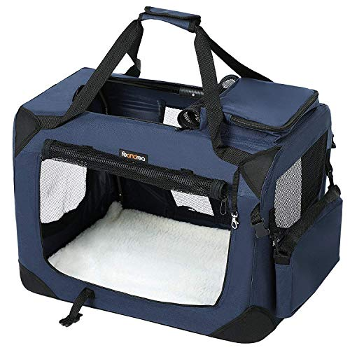 Sac de transport pour chat FEANDREA pliable
