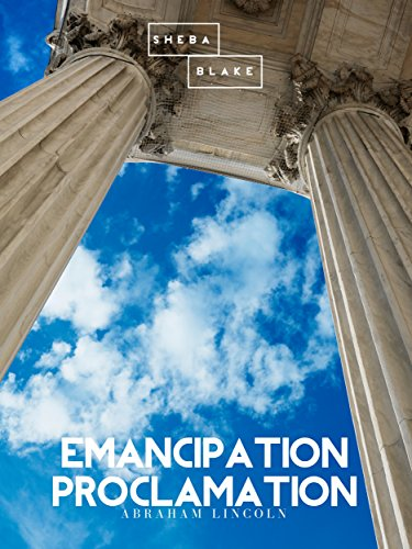Emancipation Proclamation (English Edition)