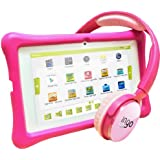 Ingo Kids 7 inch LCD Tablet (Pink) - (Rockchip Processor, 513MB RAM, 4GB HDD, Android Jelly Bean 4.1)