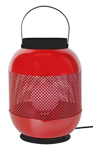 tosel-64479-casablanca-lampara-chapa-acero-perforada-pintura-epoxi-250-x-450-mm-rojo-negro