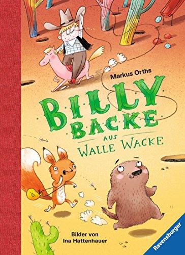 Billy Backe aus Walle Wacke (Alten Westen, Cowboys)