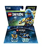 Cheapest LEGO Dimensions  LEGO Ninjago  Jay Fun Pack on PlayStation 4