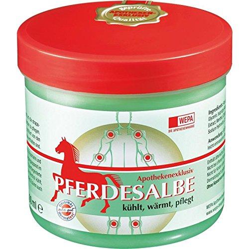 Wepa Pferdesalbe 500 ml