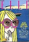 Une blonde au Cap Ferret par Girod de l'Ain