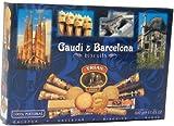 AlboTrade Miniature Magnet Trias Gaudì & Barcelona (Spanish Brand)