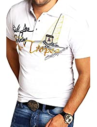 MT Styles Polo TROPEZ manches courtes T-Shirt MP-5001
