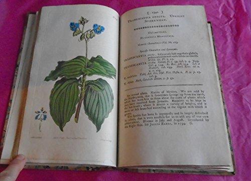 THE BOTANICAL MAGAZINE; OR, Flower-Garden Displayed. vols 29-34 [xxix - xxxiv] Bound in Six Volumes.