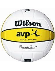 Wilson AVP Mini unaufgepumpt Spiel Ball