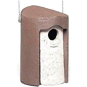 schwegler 102 nisth hle einflugloch 32 mm aus holzbeton haustier. Black Bedroom Furniture Sets. Home Design Ideas
