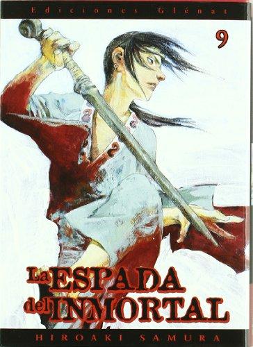 La espada del inmortal 9 (Seinen Manga) por Hiroaki Samura