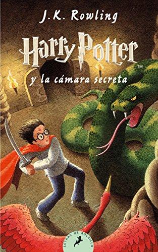 Harry Potter y la Cámara Secreta (Letras de Bolsillo) por J.K. Rowling