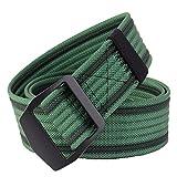 ALAIX Cinturón táctico de nylon duradero Heavy