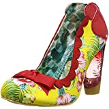 Irregular Choice Delightly Floral, Women's Closed-Toe Pumps