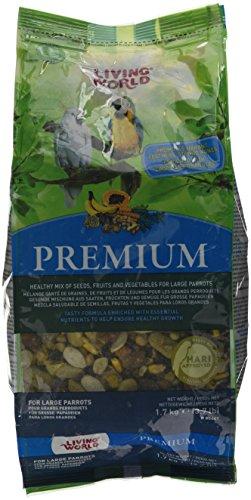 Living World Premium Bird Food