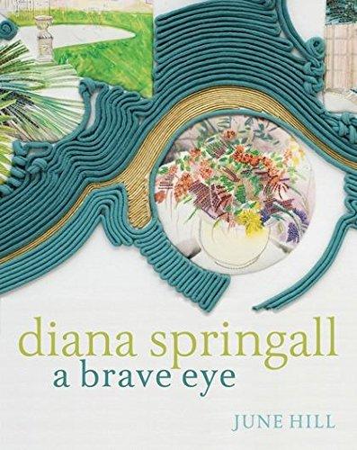 Eye Black Kostüm - Diana Springall: A Brave Eye