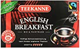 Teekanne Bio-Fairtrade English Breakfast 20 Beutel