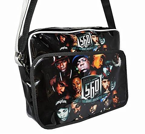 Hip Hop Allstars - Sac d'ordinateur portable /Cartables (Postman Bag) (PB34)