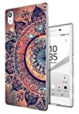 002911 - Paisley Aztec Henna Pattern Colourful Design Sony