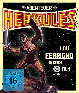 Die Abenteuer des Herkules, 2. Teil [Blu-ray]