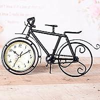 COLLECTOR Continental retrò arte ferro ornamenti desktop nostalgico Jong-home artigianato bicicletta sede unica a pendolo