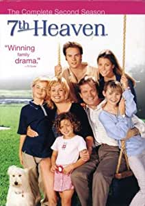 7th Heaven: Complete Second Season (6pc) (Full) [DVD] [Region 1] [US Import] [NTSC]